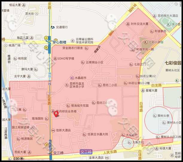 海门市大东农场地图